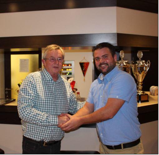 Hans Konrad als Abteilungsleiter Tennis verabschiedet! Der SVD bedankt sich für die großartige Arbeit!
