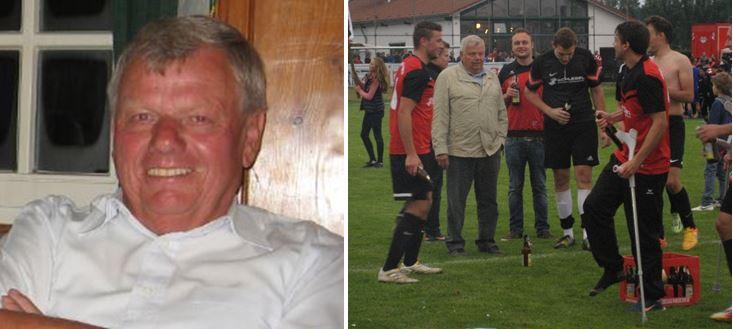 Der Sportverein Dürmentingen trauert um sein verstorbenes Ehrenmitglied Josef Holl