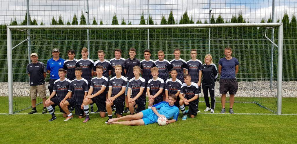 B-Junioren erringen Meisterschaft in der Leistungsstaffel Donau