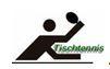 Abteilung Tischtennis: Herren 1 schafft den Klassenerhalt in der Bezirksliga !